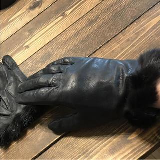 ミラショーン(mila schon)の【ミラショーン 】美品★手袋(手袋)