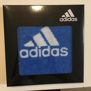 アディダス(adidas)の値下げ☆adidas タオルハンカチ(ハンカチ)