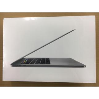 マック(Mac (Apple))の【新品】MacBook Pro MPTT2J/A [スペースグレイ](ノートPC)