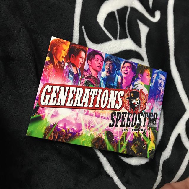 GENERATIONS LIVE DVD エンタメ/ホビーのDVD/ブルーレイ(ミュージック)の商品写真