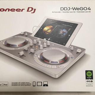パイオニア(Pioneer)のPioneer DDJ-Wego4-W 新品(DJコントローラー)