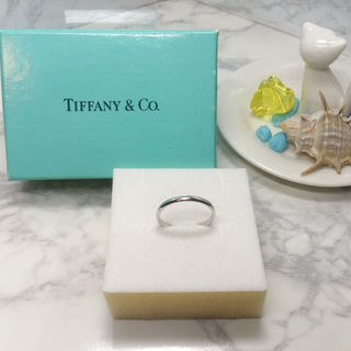 ティファニー(Tiffany & Co.)の■ティファニー プラチナ バンドリング■(その他)