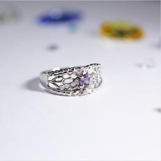 レースデザイン☆ロマンチックな指輪(リング(指輪))