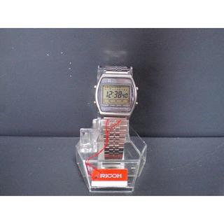 リコー(RICOH)のデッドストック リコー デジタル ビンテージ(腕時計(デジタル))