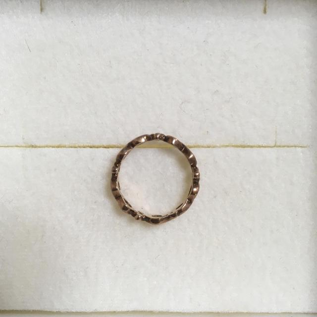 BLOOM(ブルーム)のBLOOMピンキーリング5号 レディースのアクセサリー(リング(指輪))の商品写真