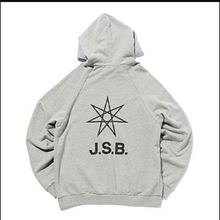サンダイメジェイソウルブラザーズ(三代目 J Soul Brothers)のJSB パーカー 7 Star Parka(ミュージシャン)