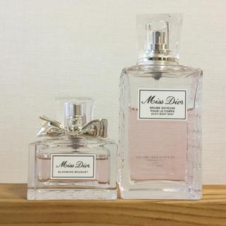 3ebfd1a6fa0 Dior - Miss Dior 香水(値下げ中)の通販 by yu ディオールならラクマ