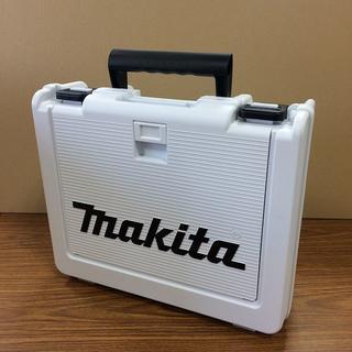 マキタ(Makita)のマキタ インパクトドライバー用 収納ケース (白ケース1個)(その他)