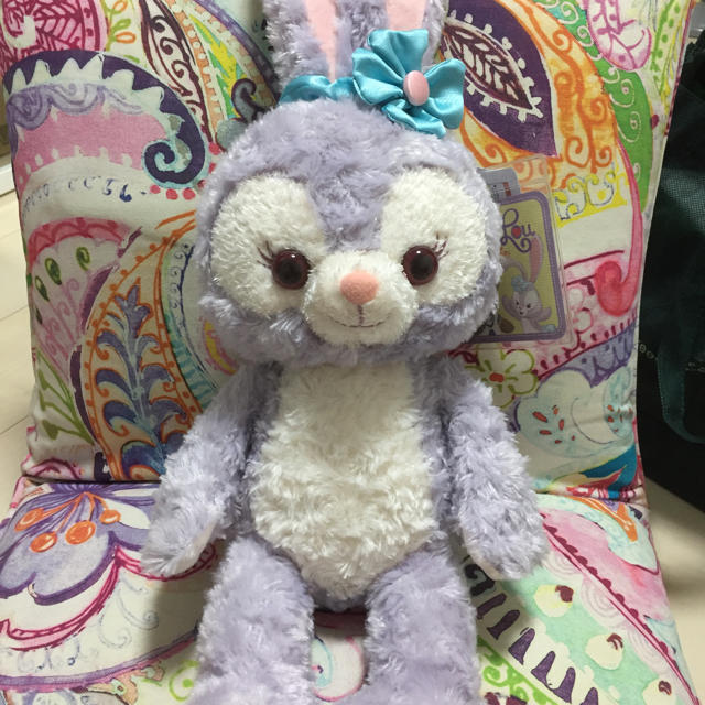 新品♡ステラルー♡ぬいぐるみ エンタメ/ホビーのおもちゃ/ぬいぐるみ(ぬいぐるみ)の商品写真