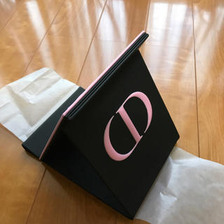クリスチャンディオール(Christian Dior)のディオール * ミラー * ノベルティ(卓上ミラー)