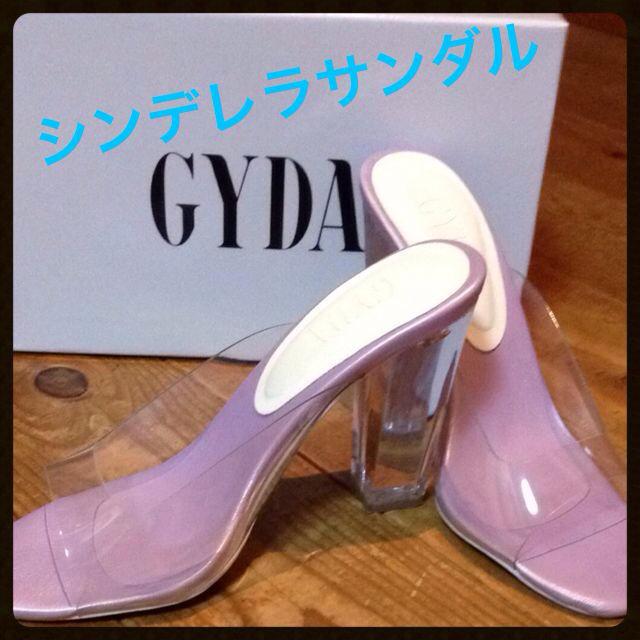 GYDA(ジェイダ)のGYDA シンデレラサンダル レディースの靴/シューズ(サンダル)の商品写真