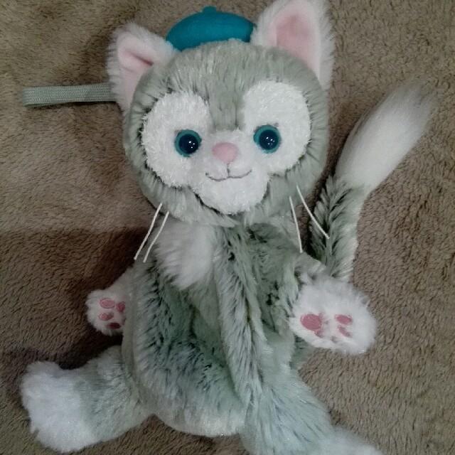 ジェラトーニ(ジェラトーニ)のジェラトーニ ぬいぐるみポーチ エンタメ/ホビーのおもちゃ/ぬいぐるみ(ぬいぐるみ)の商品写真