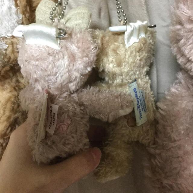 ダッフィー(ダッフィー)のダッフィーセット エンタメ/ホビーのおもちゃ/ぬいぐるみ(ぬいぐるみ)の商品写真