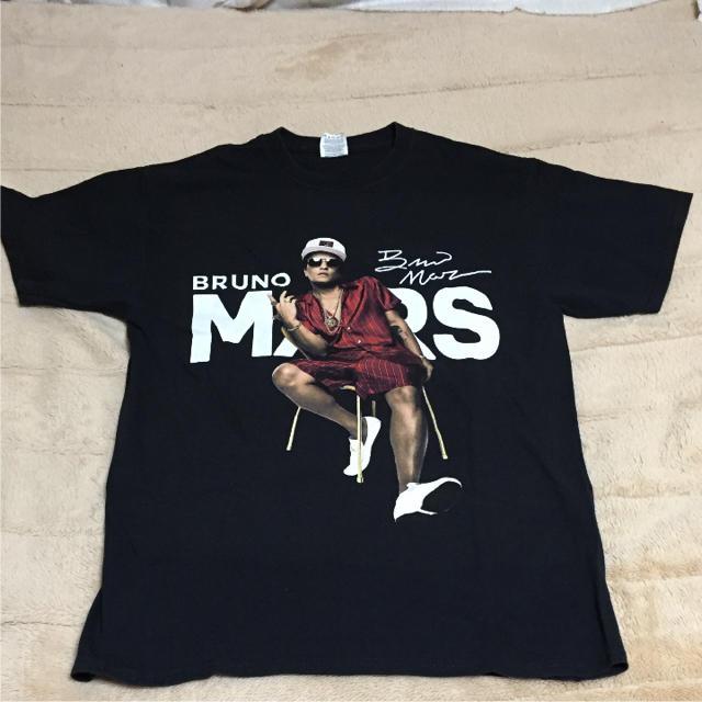 Bruno Mars ブルーノ マーズ Tシャツ エンタメ/ホビーのタレントグッズ(ミュージシャン)の