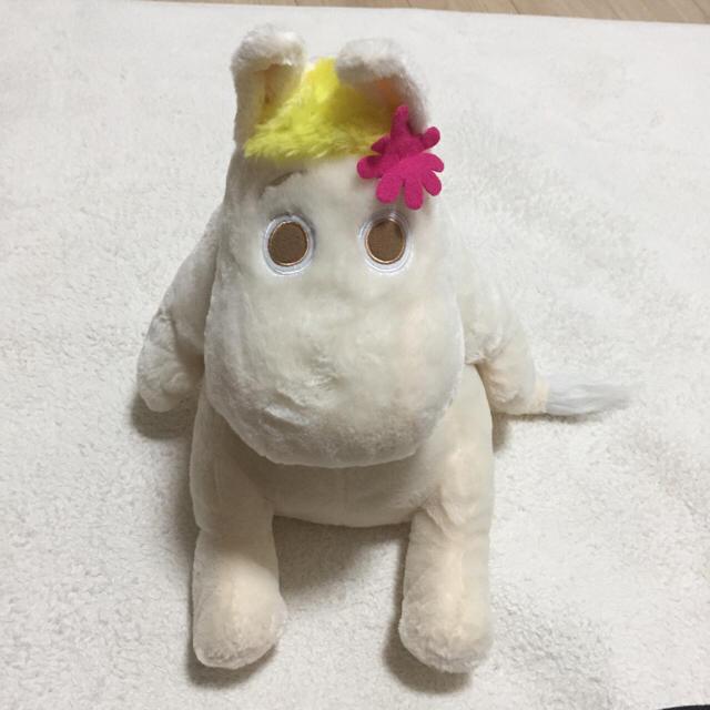 moomin  フローレン ぬいぐるみ エンタメ/ホビーのおもちゃ/ぬいぐるみ(ぬいぐるみ)の商品写真