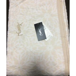 イヴサンローランボーテ(Yves Saint Laurent Beaute)のイブサンローラン★新品 薄手毛布(毛布)
