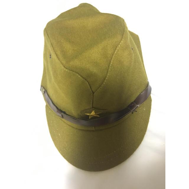 新品】日本軍 兵隊帽子 日本兵の通販 by れい's shop|ラクマ