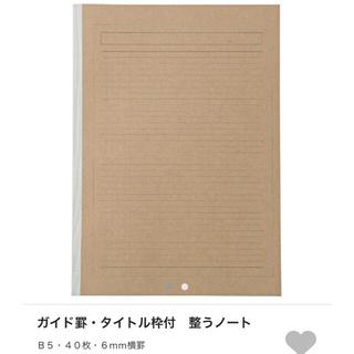 ムジルシリョウヒン(MUJI (無印良品))の〔送料込み〕ファイル&スクラップブックセット(ファイル/バインダー)