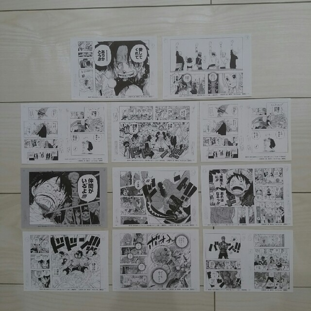 送料無料 非売品多数ワンピース 全巻セット ONE PIECE 1-87巻+9冊 エンタメ/ホビーの漫画(全巻セット)の商品写真