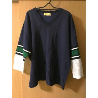 トーガ(TOGA)のTOGA PULLA トップル(Tシャツ(長袖/七分))