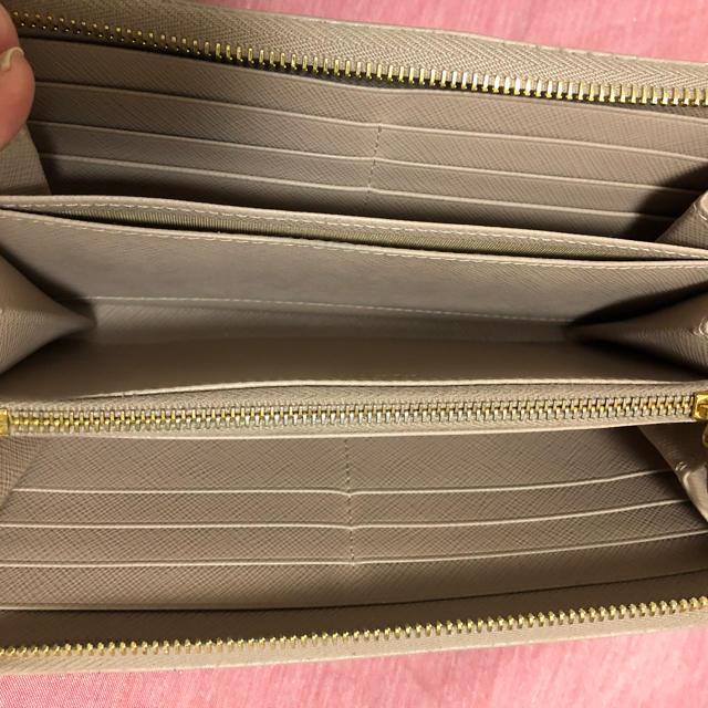 PRADA(プラダ)のPRADA 長財布 レディースのファッション小物(財布)の商品写真
