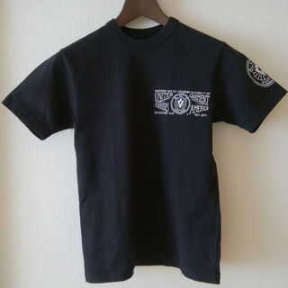 west ride T-shirt black