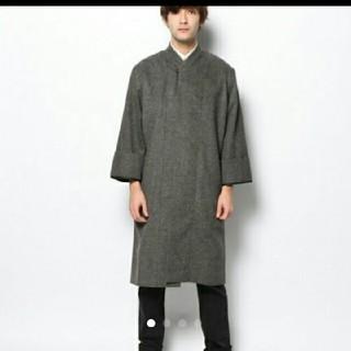 ランチキ(RANTIKI(乱痴気))のBulk ノーカラーコート 羽織り(チェスターコート)