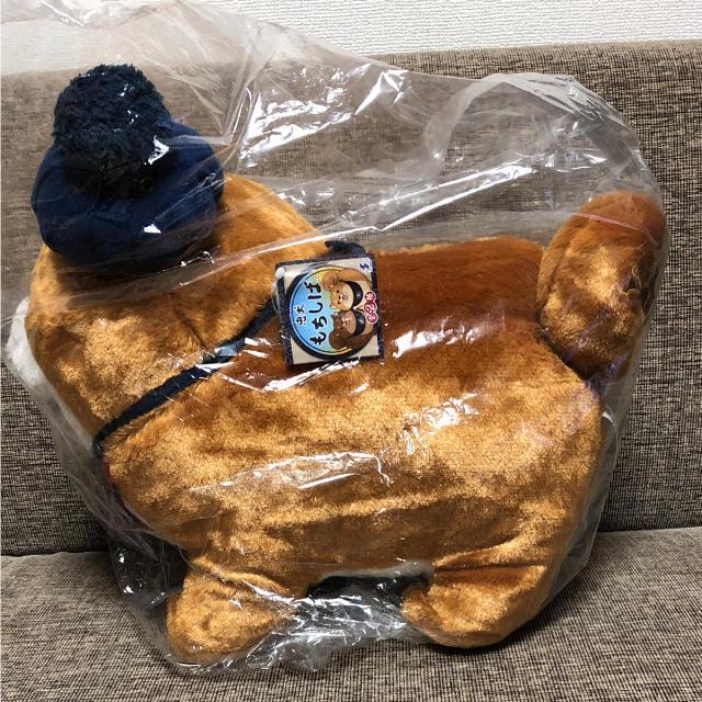 忠犬もちしば ぬいぐるみ エンタメ/ホビーのおもちゃ/ぬいぐるみ(ぬいぐるみ)の商品写真