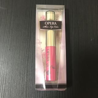 オペラ(OPERA)の新品!オペラ シアーリップカラー 104 ピュアコーラル(リップグロス)