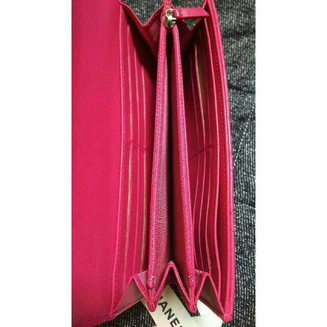 CHANEL(シャネル)の未使用 CHANEL 長財布 レディースのファッション小物(財布)の商品写真