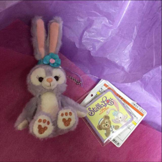 Disney(ディズニー)の❤️♡ステラルーぬいぐるみストラップ♡❤️ エンタメ/ホビーのおもちゃ/ぬいぐるみ(ぬいぐるみ)の商品写真