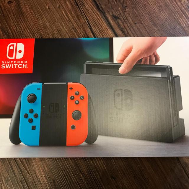 Nintendo Switch(ニンテンドースイッチ)の任天堂スイッチ Switch Joy-Con (L) / (R) ネオン  エンタメ/ホビーのテレビゲーム(家庭用ゲーム本体)の商品写真