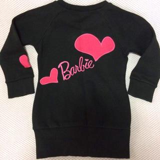バービー(Barbie)の☆SPY GIRL☆Barbieトレーナーワンピチビギャル(ワンピース)