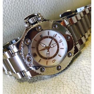 アクアノウティック(AQUANAUTIC)のThe Last!値下げします!アクアノウテイック シルバー 腕時計 新品(腕時計(アナログ))