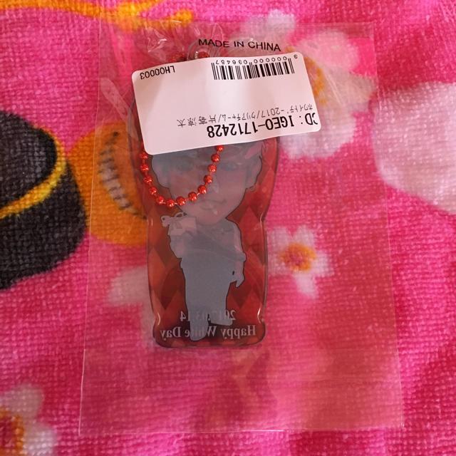 EXILE TRIBE(エグザイル トライブ)の片寄涼太 クリアチャーム エンタメ/ホビーのタレントグッズ(アイドルグッズ)の商品写真