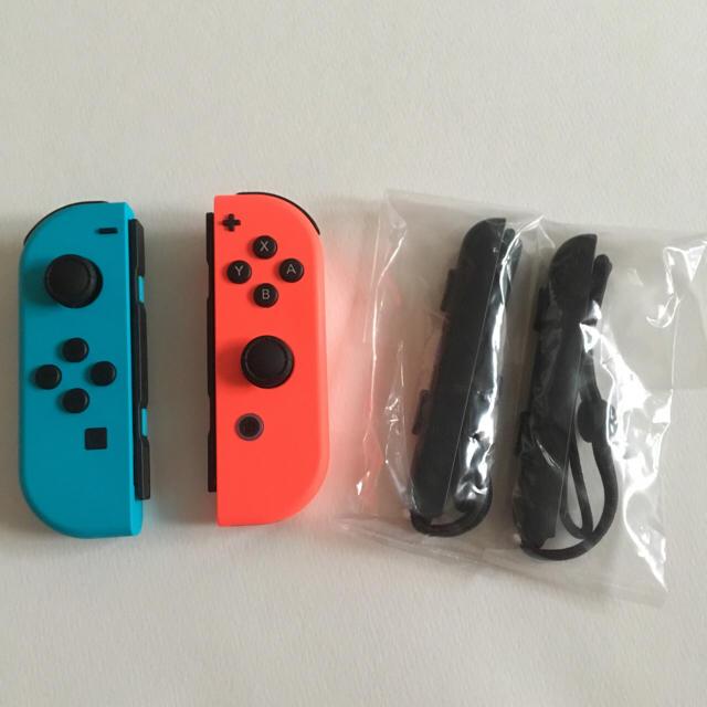 Nintendo Switch(ニンテンドースイッチ)のswitch ジョイコン エンタメ/ホビーのテレビゲーム(家庭用ゲーム本体)の商品写真