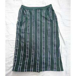 ウィゴー(WEGO)のWEGO ウィゴー スウェット地 タイトスカート(ひざ丈スカート)