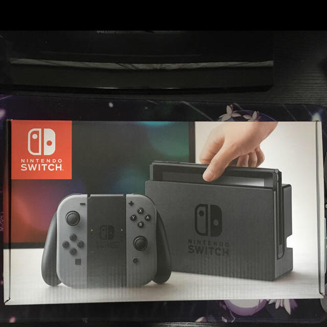 Nintendo Switch(ニンテンドースイッチ)の任天堂スイッチ エンタメ/ホビーのテレビゲーム(家庭用ゲーム本体)の商品写真