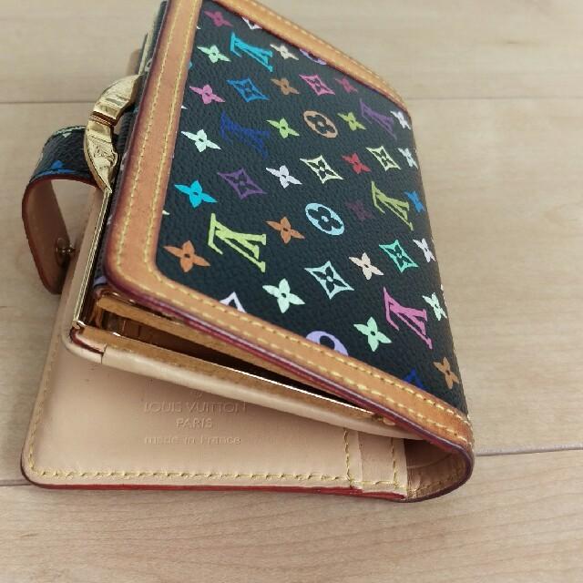 LOUIS VUITTON(ルイヴィトン)のルイヴィトン マルチカラー 財布 レディースのファッション小物(財布)の商品写真