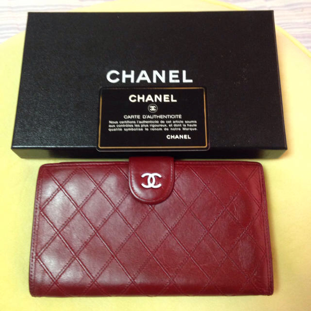 CHANEL(シャネル)のシャネルお財布早い者勝ち‼️ レディースのファッション小物(財布)の商品写真