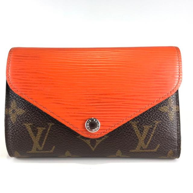 LOUIS VUITTON(ルイヴィトン)の安い❗️ルイヴィトン モノグラム マリールー コンパクト 3つ折れ財布 レディースのファッション小物(財布)の商品写真