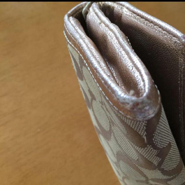 COACH(コーチ)のコーチ☆長財布☆正規品 レディースのファッション小物(財布)の商品写真