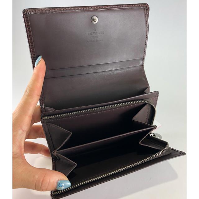 LOUIS VUITTON(ルイヴィトン)の最安値❗️ ルイヴィトン エピ コンパクト 財布 レディースのファッション小物(財布)の商品写真