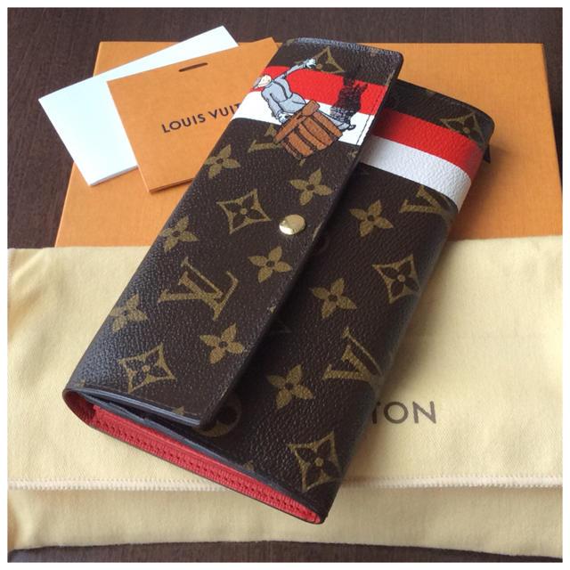 LOUIS VUITTON(ルイヴィトン)の最終値下げ✨美品✨ルイヴィトン 長財布 レディースのファッション小物(財布)の商品写真