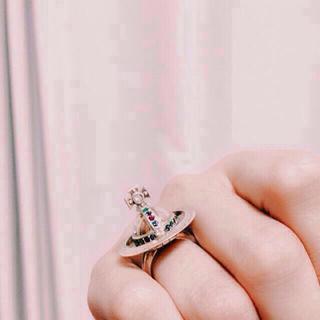 ヴィヴィアンウエストウッド(Vivienne Westwood)の🎀【値下げしました】🎀(リング(指輪))