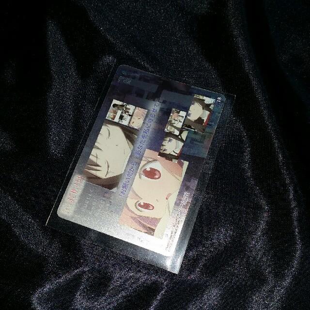 魔法少女まどか☆マギカ ウエハース封入 カード 暁美ほむら 05 エンタメ/ホビーのアニメグッズ(カード)の商品写真