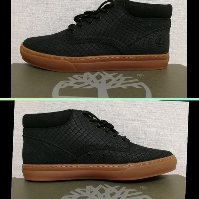 Timberland(ティンバーランド)の新品 ティンバーランド アドベンチャー 2.0 カップソール チャッカ メンズの靴/シューズ(スニーカー)の商品写真