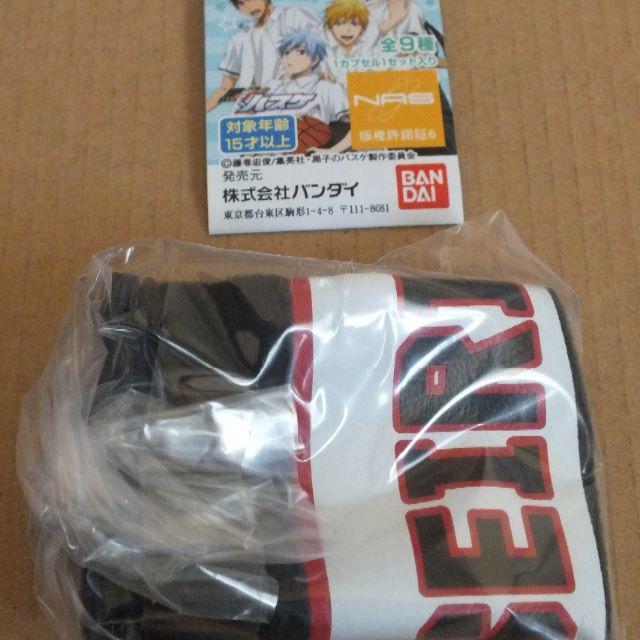 黒子のバスケ カプセルグッズ ペンポーチ エンタメ/ホビーのアニメグッズ(その他)の商品写真