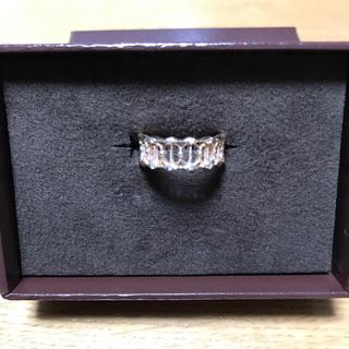 アガット(agete)のagete   k10 透かしダイヤリング(リング(指輪))