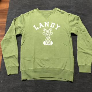 ランドリー(LAUNDRY)のLaundry スウェット M グリーン(スウェット)